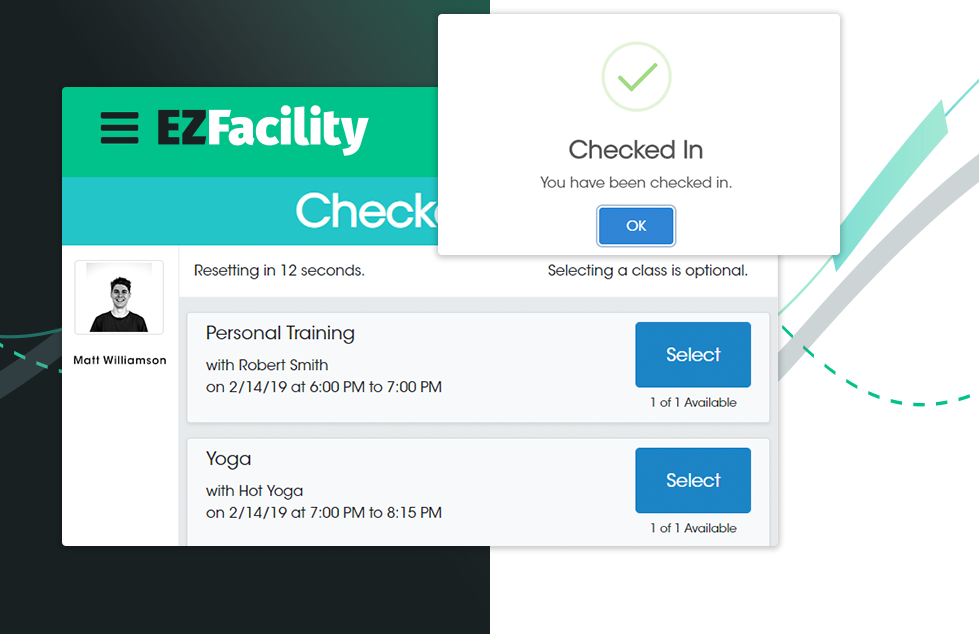 Check-In Software