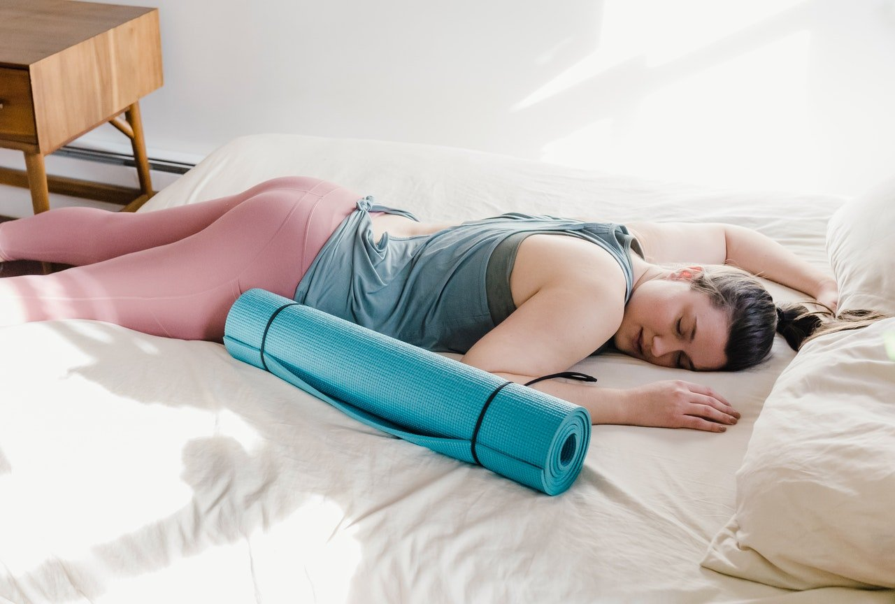 The correlation between sleep and exercise recovery